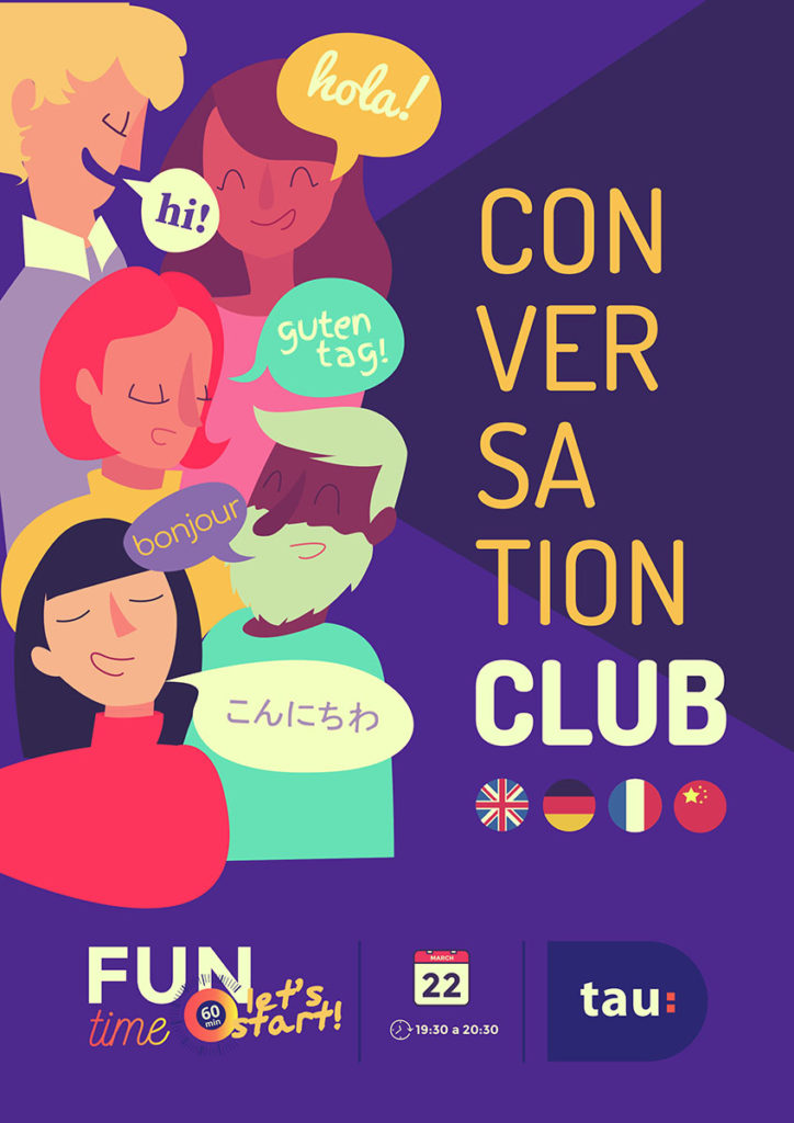 English Gamification Conversation Club