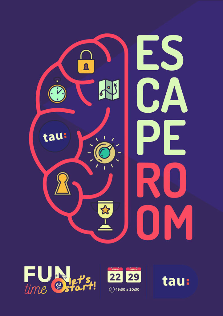 English Gamification Escape Room