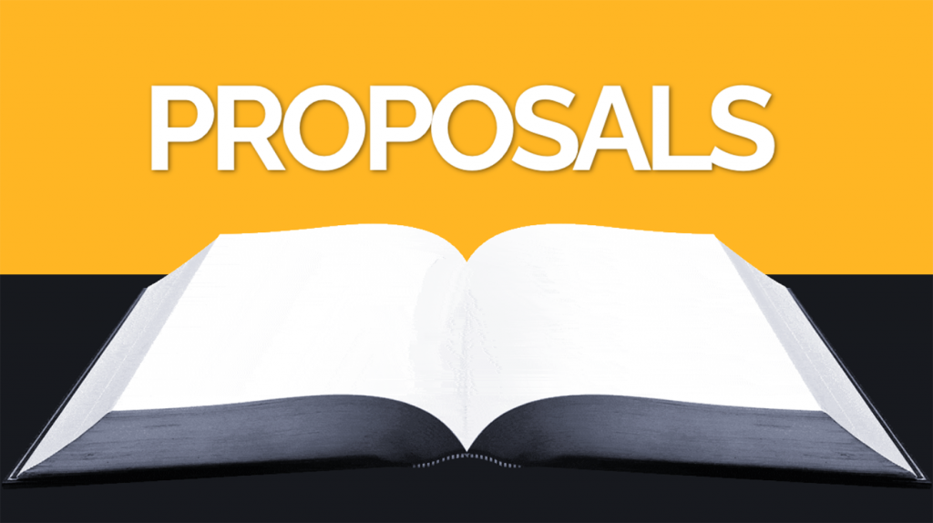 Proposals Infographic
